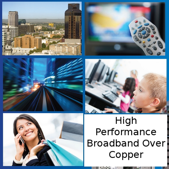 Actelis Networks - An Overview of High Performance Broadband over Copper
