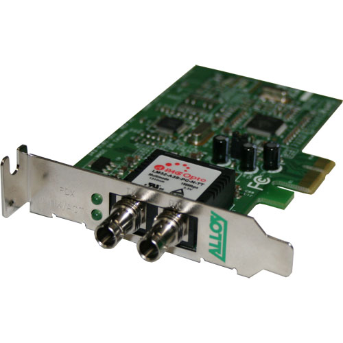 100Mbps PCI-E fibre optic network card