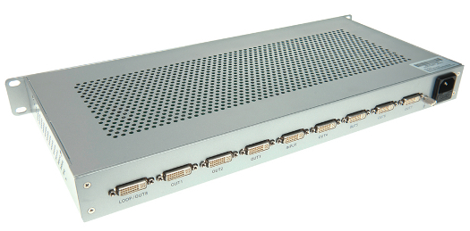 CHC Series DVI Splitter