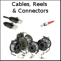 Cables, Reels & Connectors