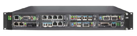 FRM220-CH08 In-Band Managed Multi-Service Platform