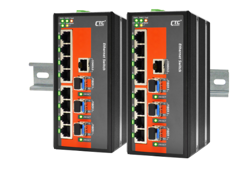PoE Managed Ethernet Switch