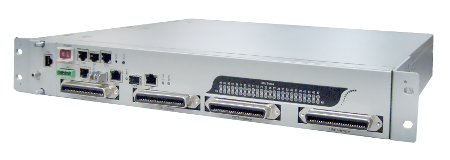 MD15 48-Port Managed IP DSLAM with GbE Combo Uplink