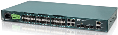 L2+ Gigabit Carrier Ethernet Switch